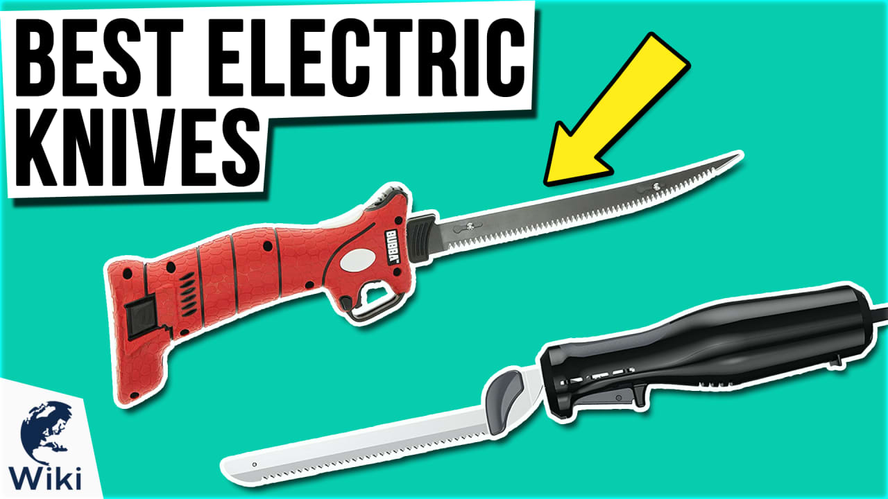 9 Best Electric Knives