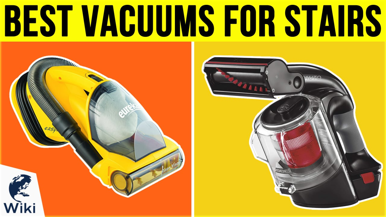 10 Best Vacuums For Stairs