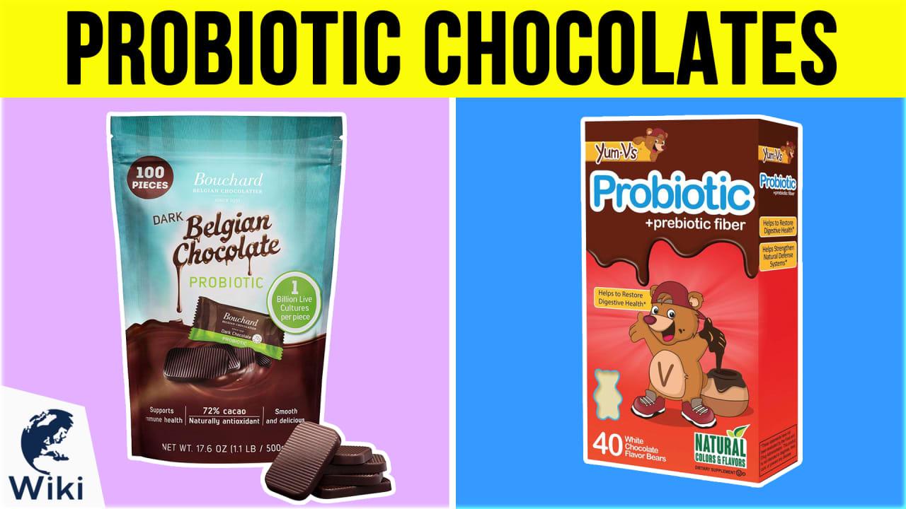 9 Best Probiotic Chocolates