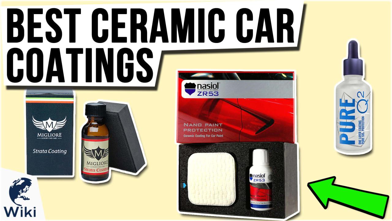 8 Best Ceramic Car Coatings