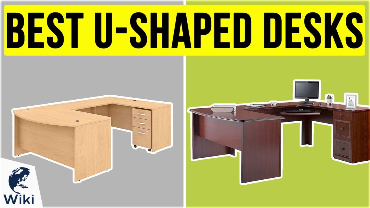 10 Best U-Shaped Desks