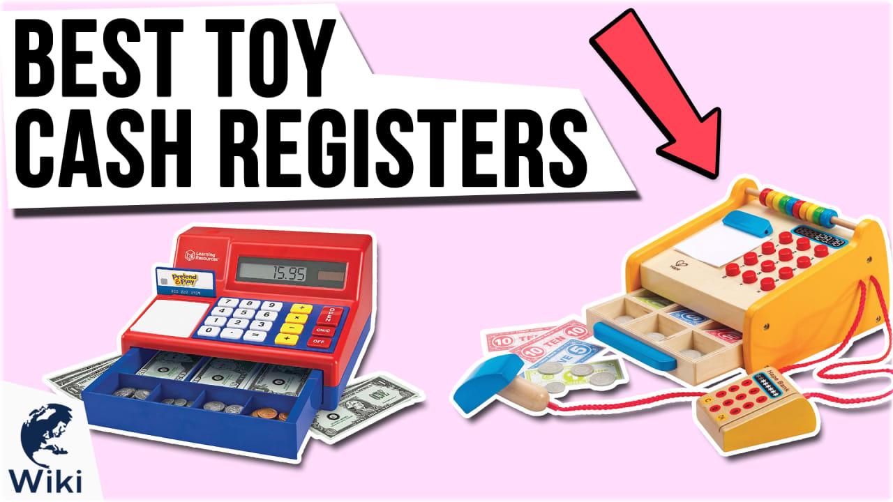 10 Best Toy Cash Registers
