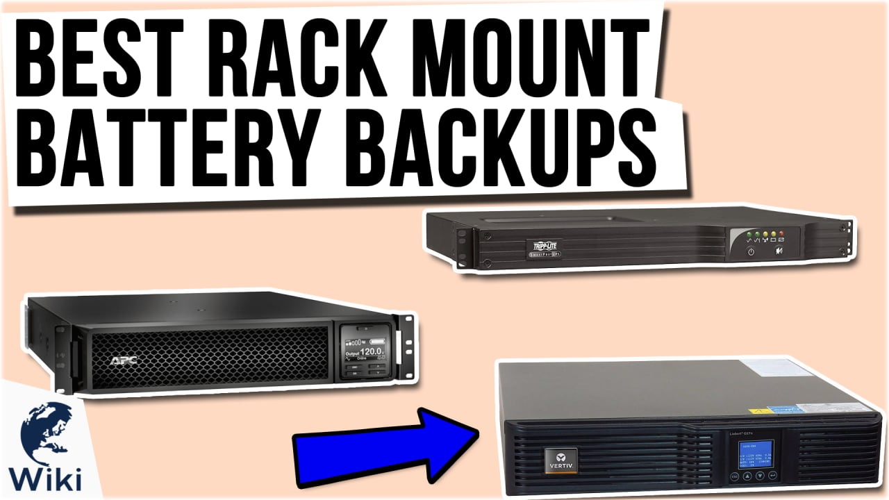 9 Best Rack Mount Battery Backups