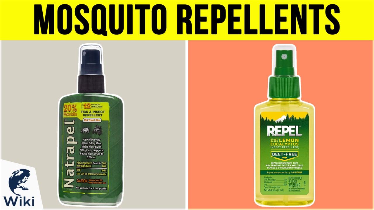 10 Best Mosquito Repellents