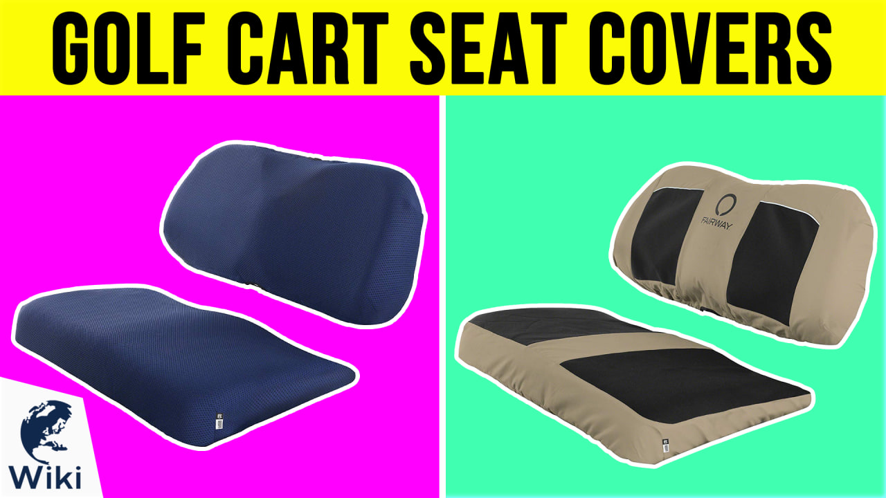 7 Best Golf Cart Seat Covers