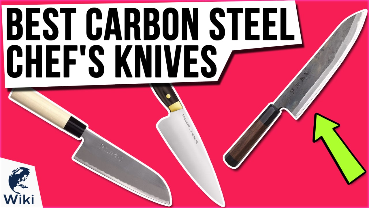10 Best Carbon Steel Chef's Knives