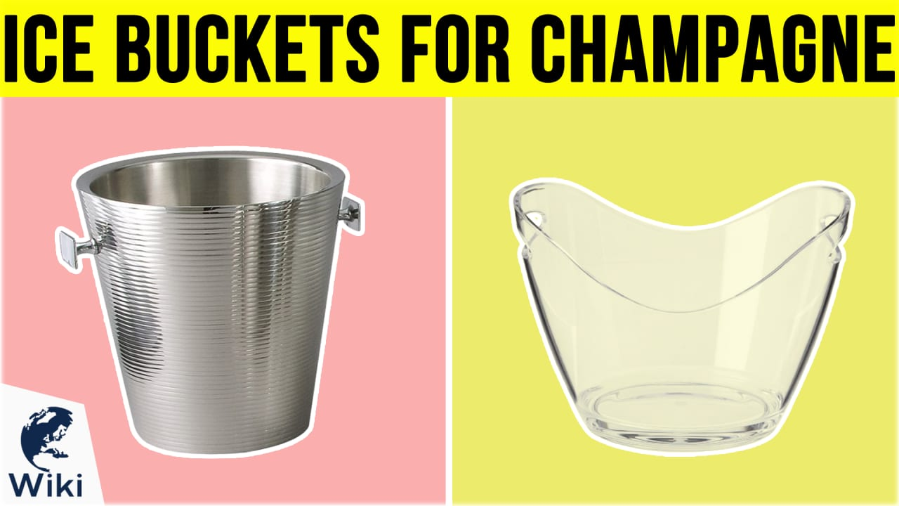 7 Best Ice Buckets For Champagne