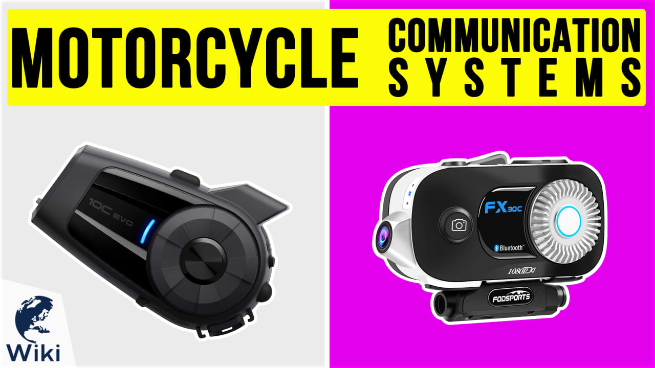 10 Best Motorcycle Communication Systems