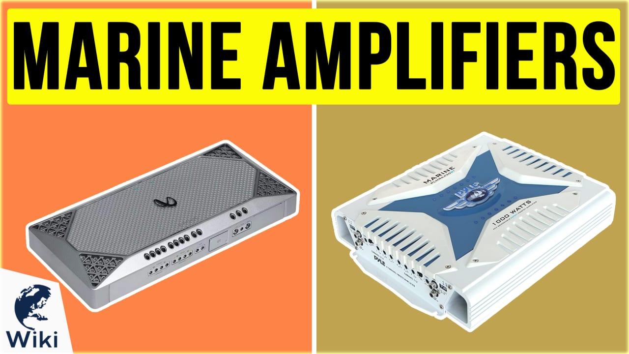 10 Best Marine Amplifiers