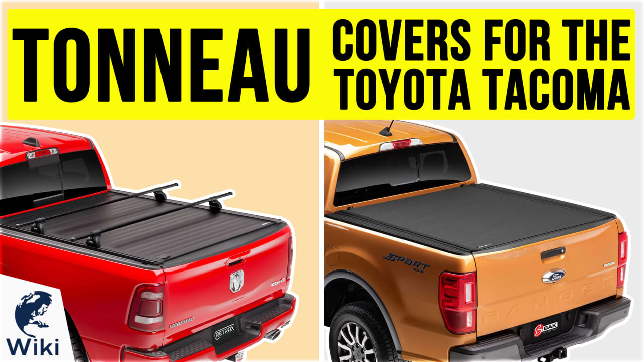 10 Best Tonneau Covers For The Toyota Tacoma