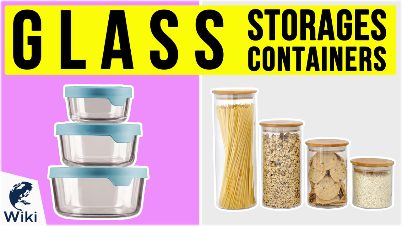 10 Best Glass Storage Containers