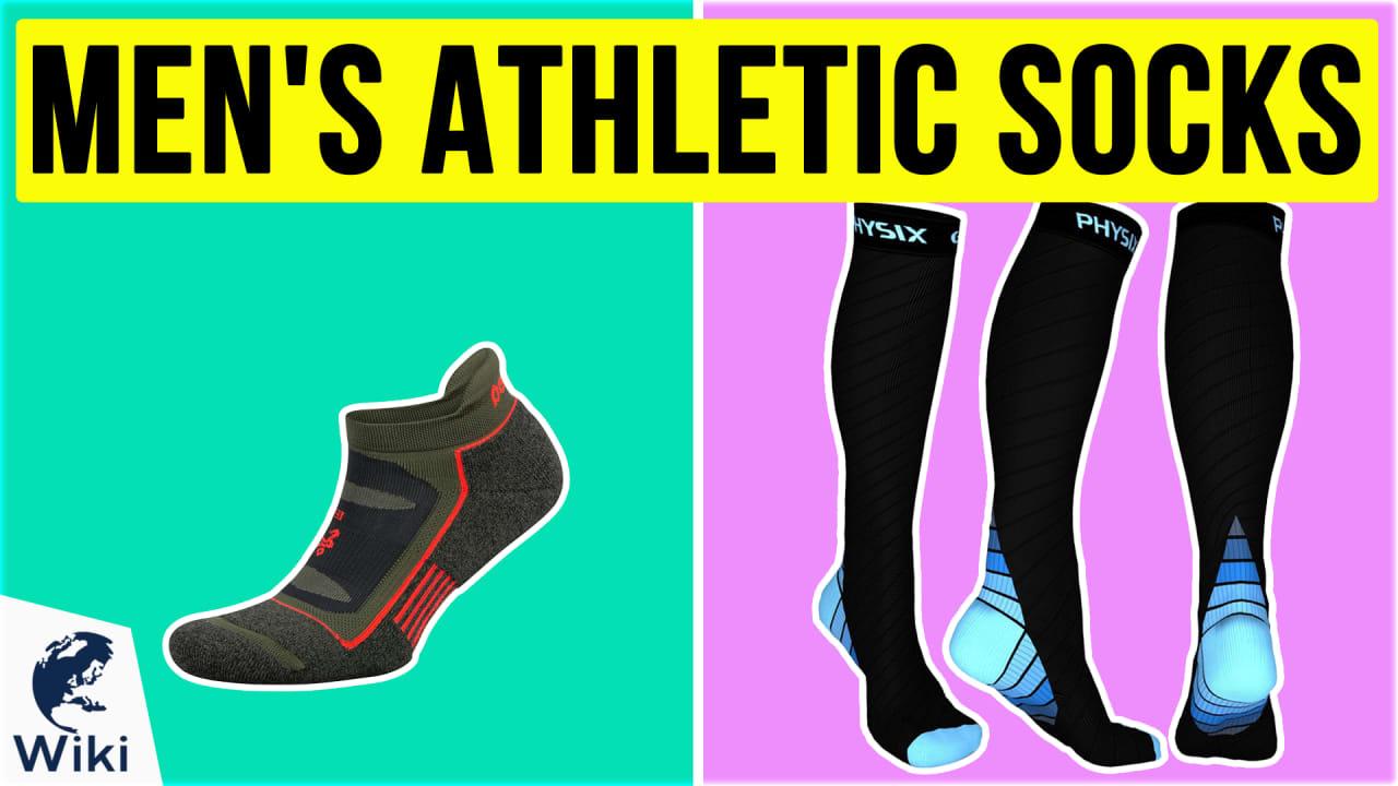 10 Best Men's Athletic Socks