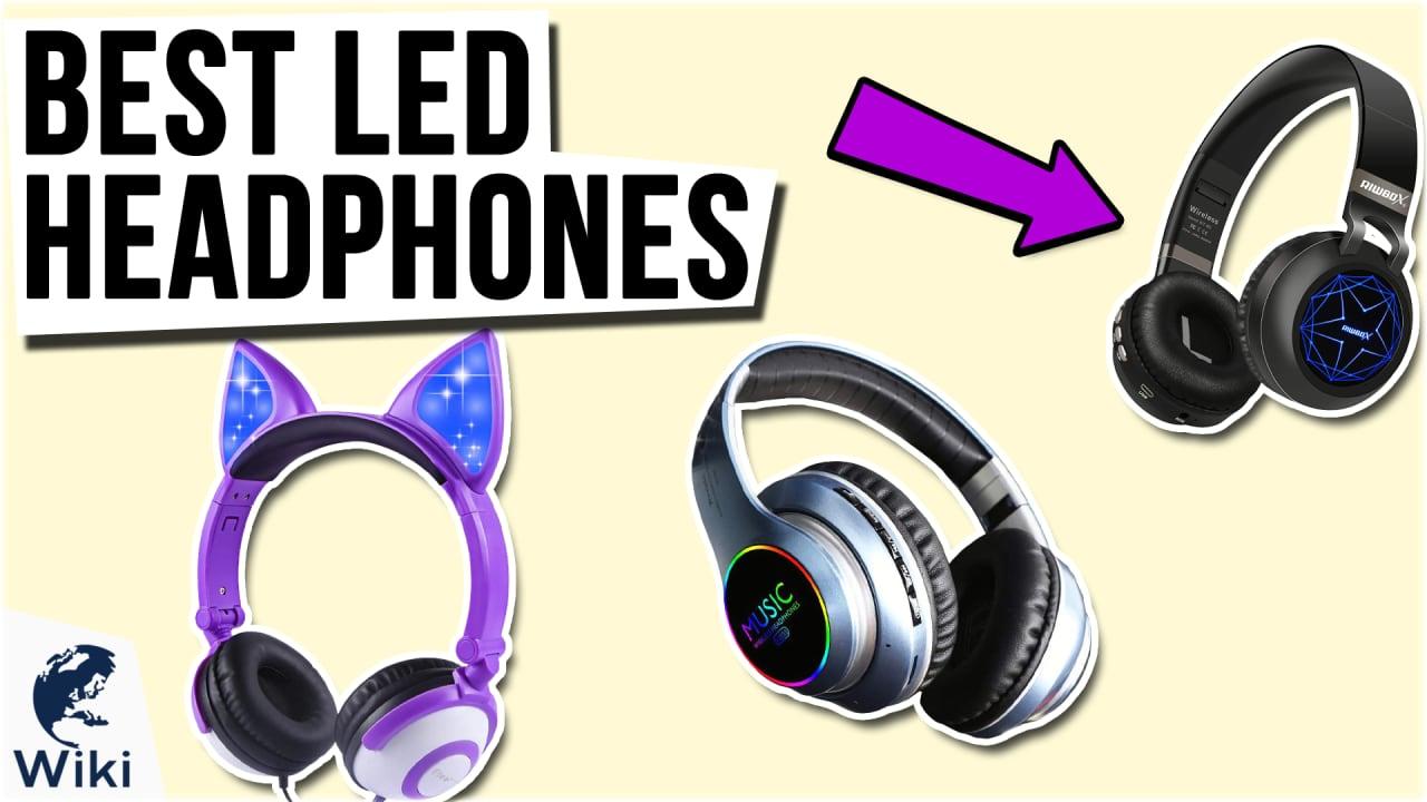 10 Best LED Headphones