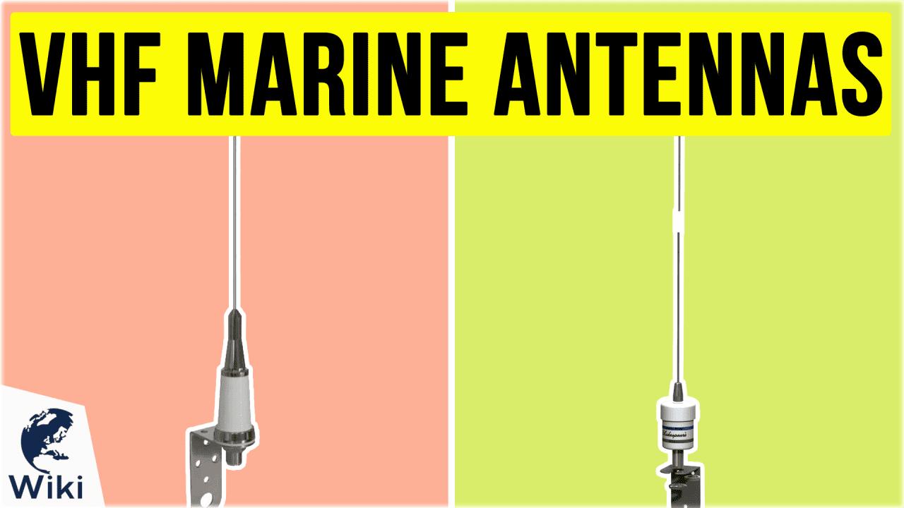 9 Best VHF Marine Antennas