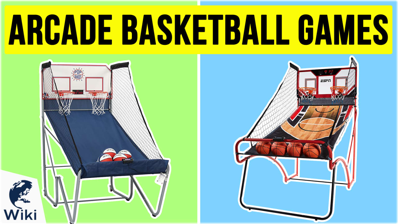 10 Best Arcade Basketball Games