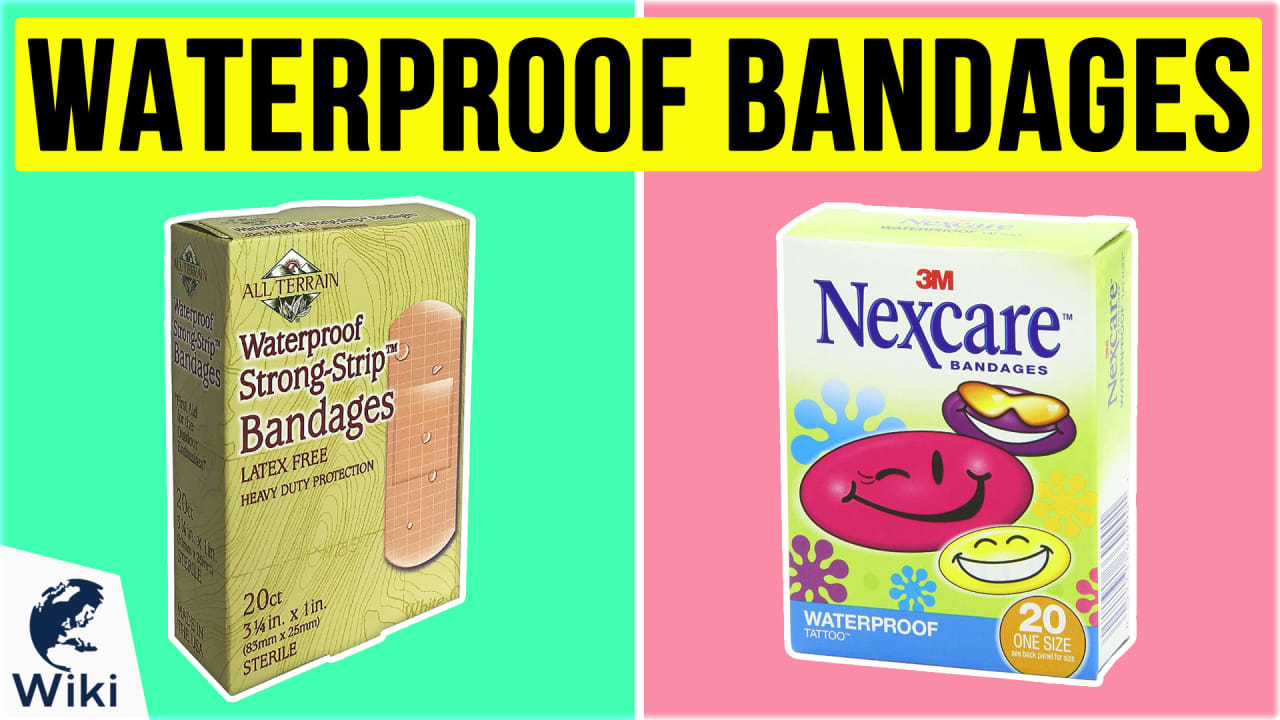 10 Best Waterproof Bandages