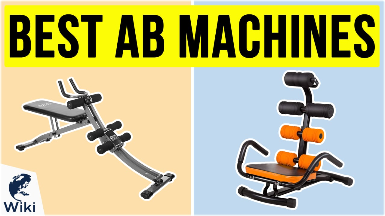 10 Best Ab Machines