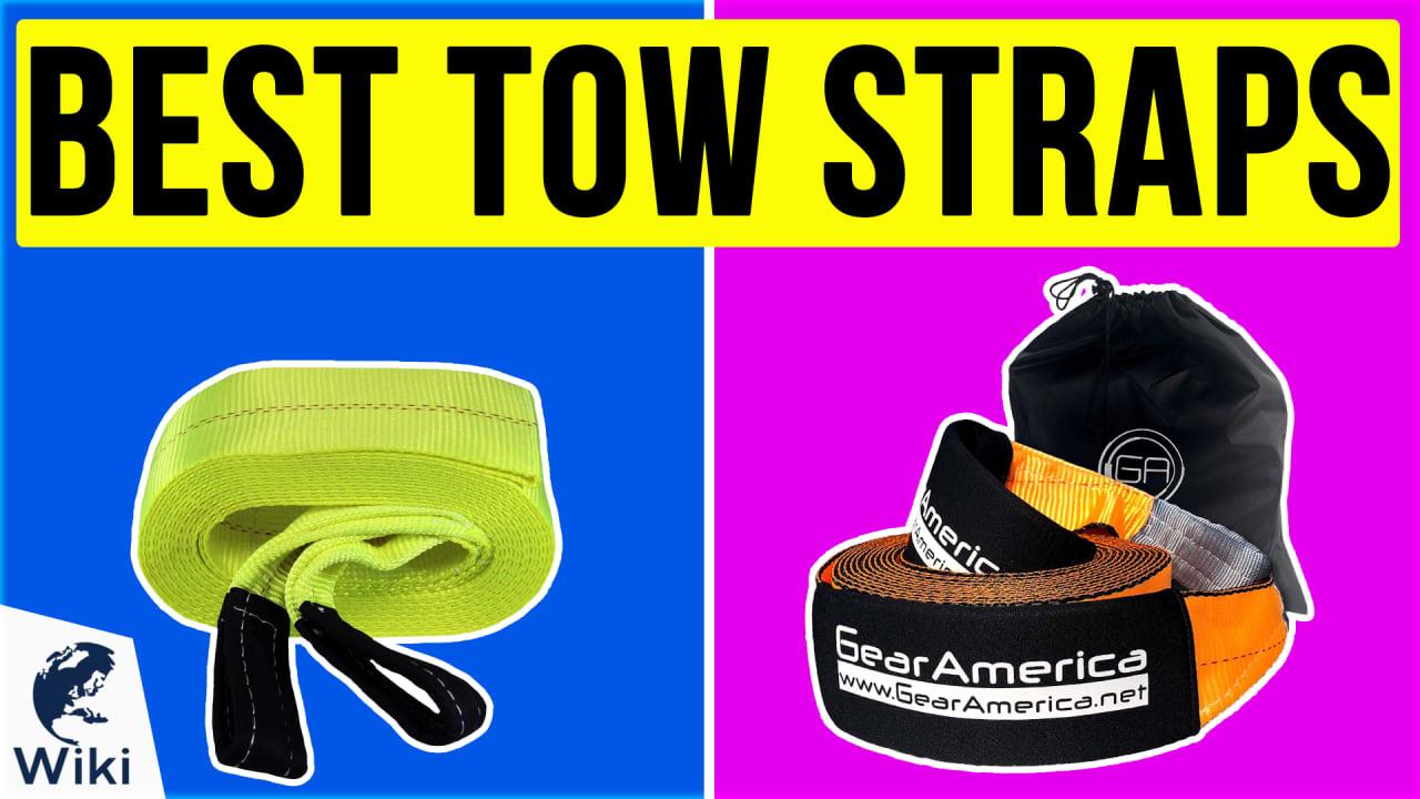 10 Best Tow Straps