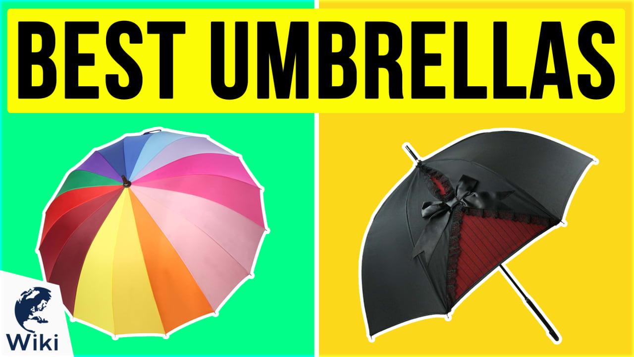 10 Best Umbrellas