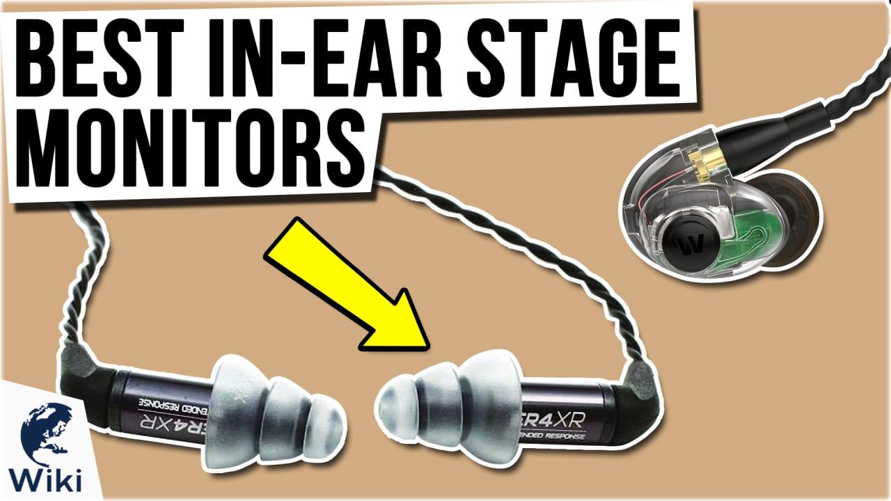 10 Best In-Ear Stage Monitors