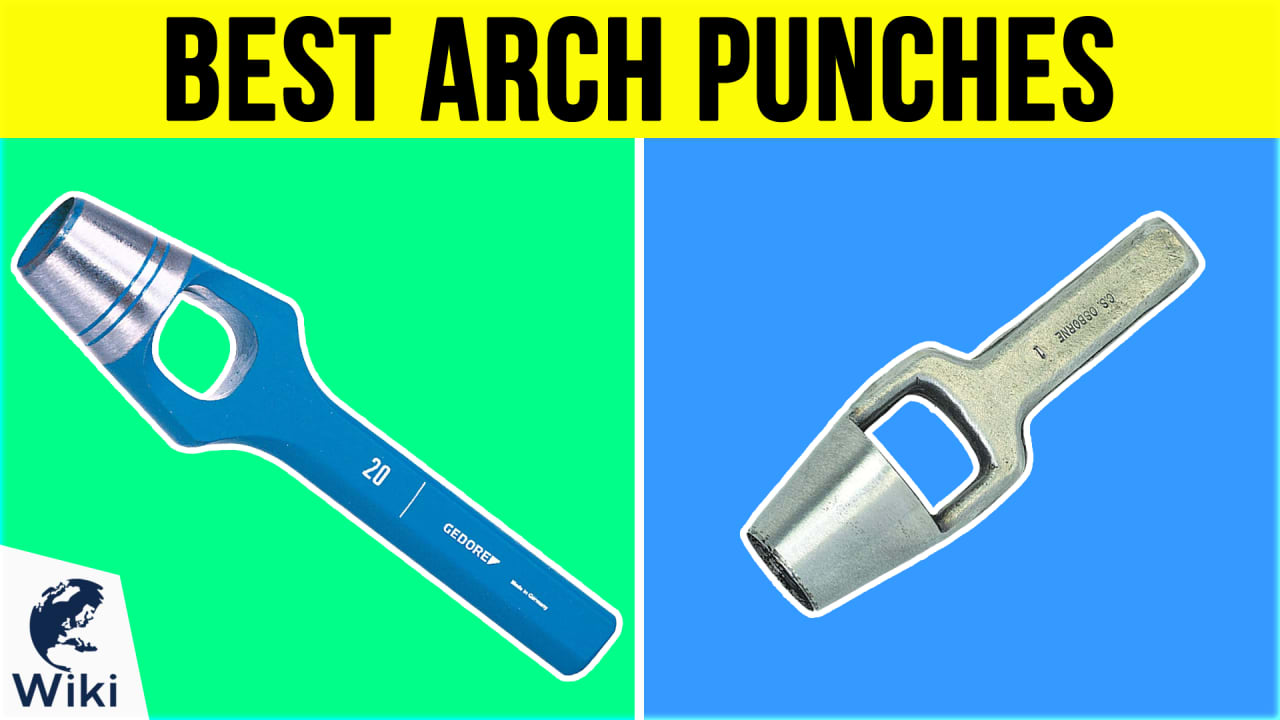 8 Best Arch Punches