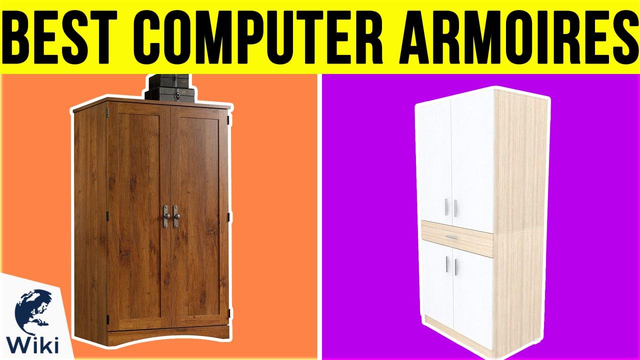 6 Best Computer Armoires