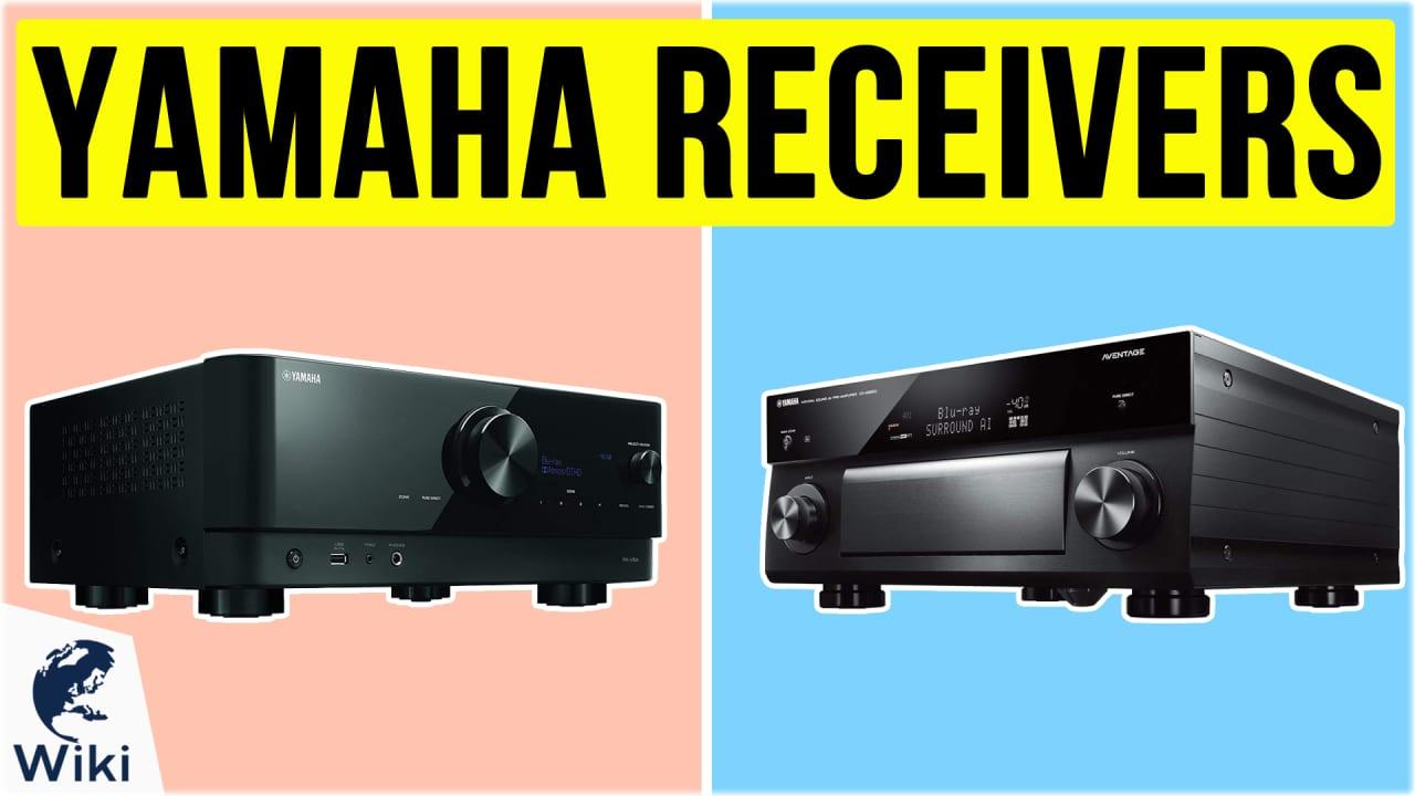 8 Best Yamaha Receivers