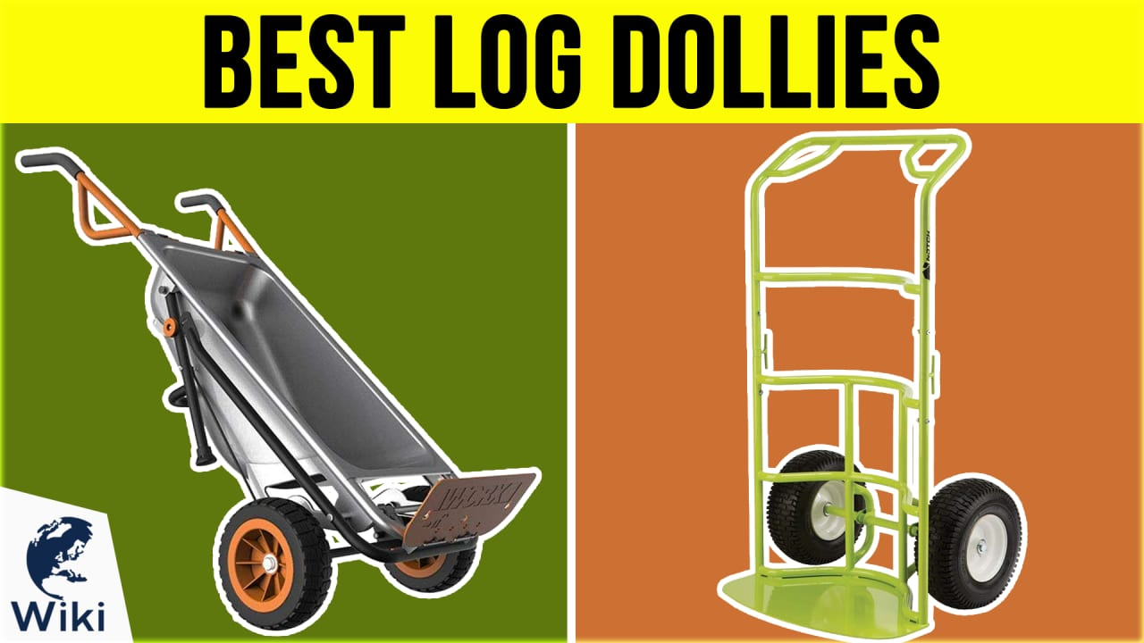 7 Best Log Dollies