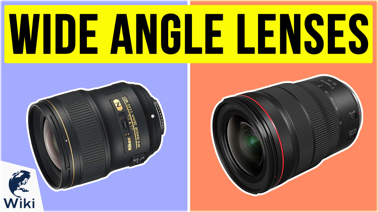 10 Best Wide Angle Lenses