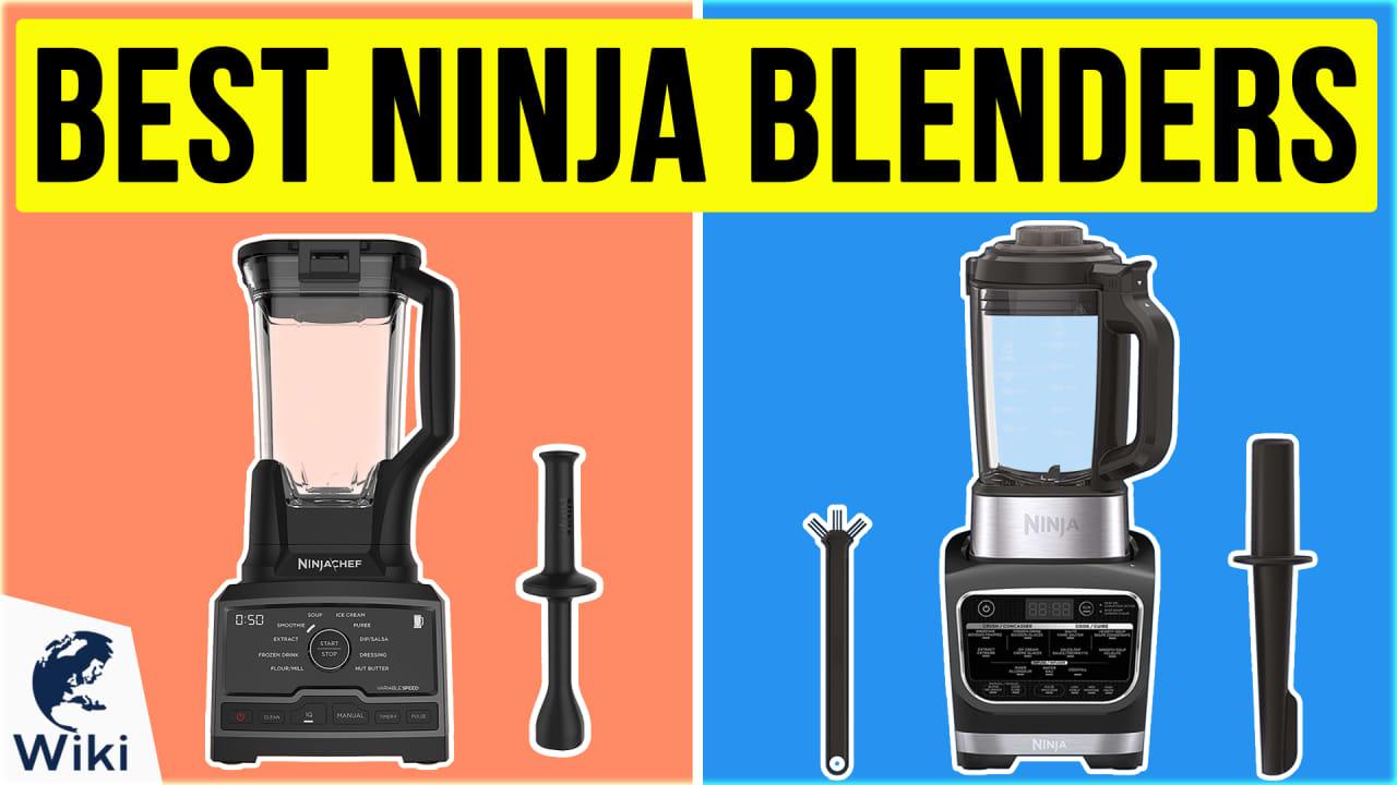 10 Best Ninja Blenders