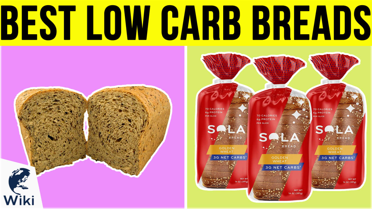 10 Best Low Carb Breads