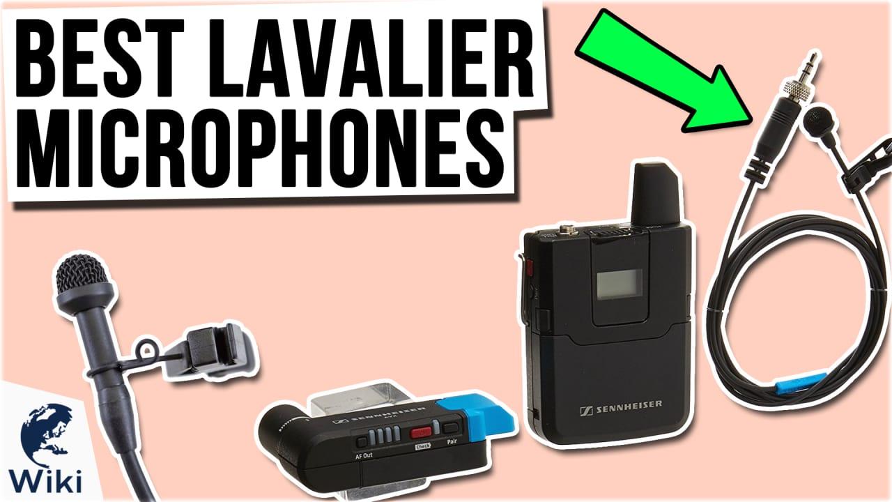 10 Best Lavalier Microphones