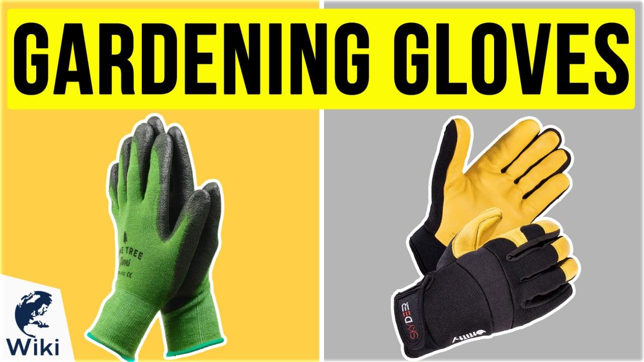 10 Best Gardening Gloves