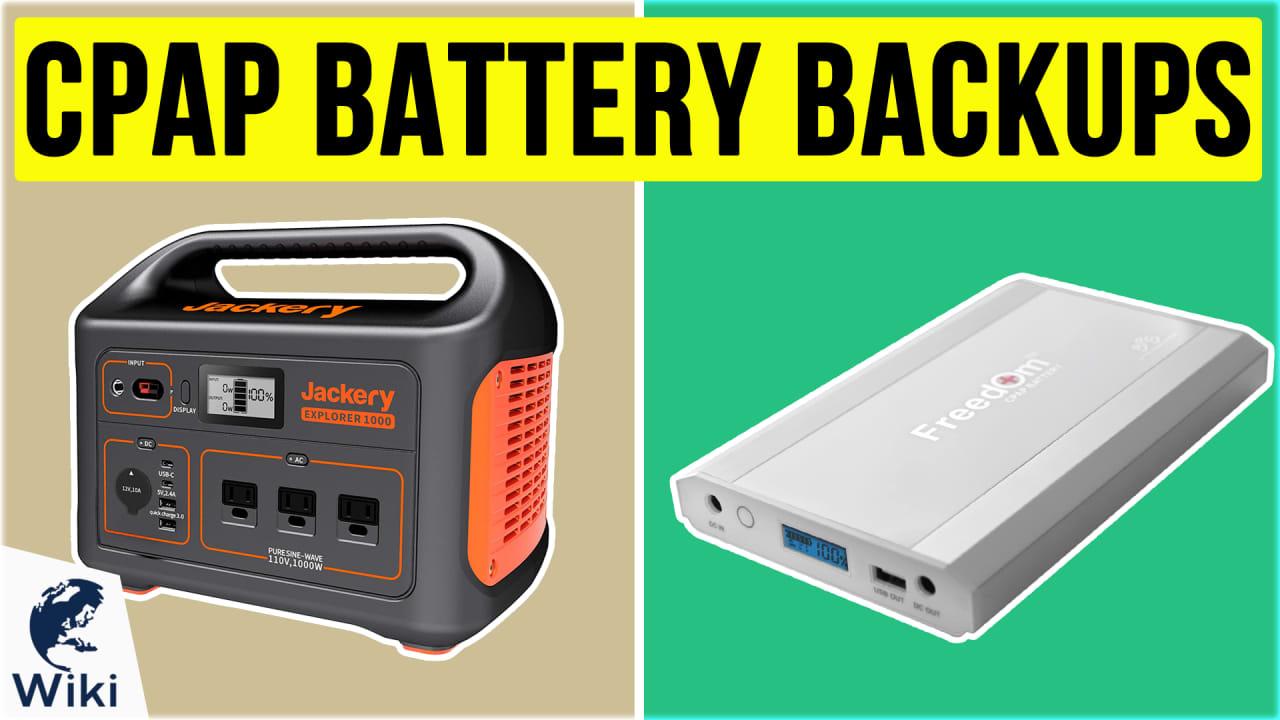 10 Best CPAP Battery Backups