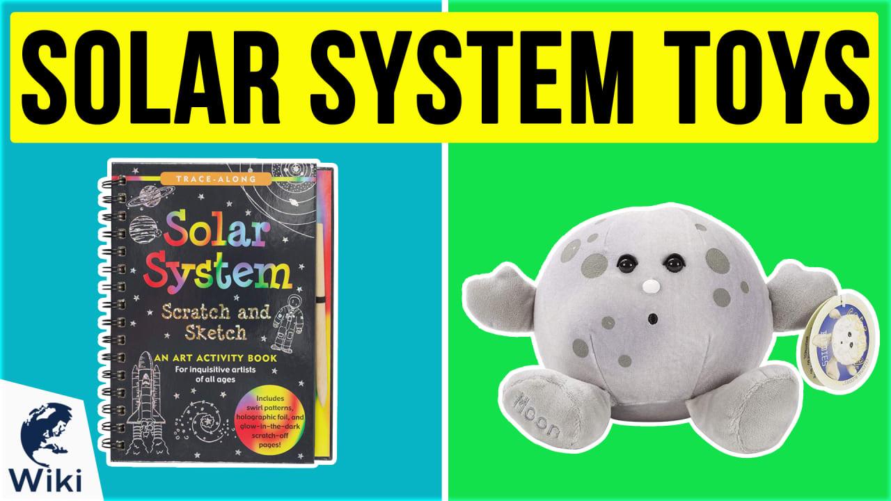 10 Best Solar System Toys