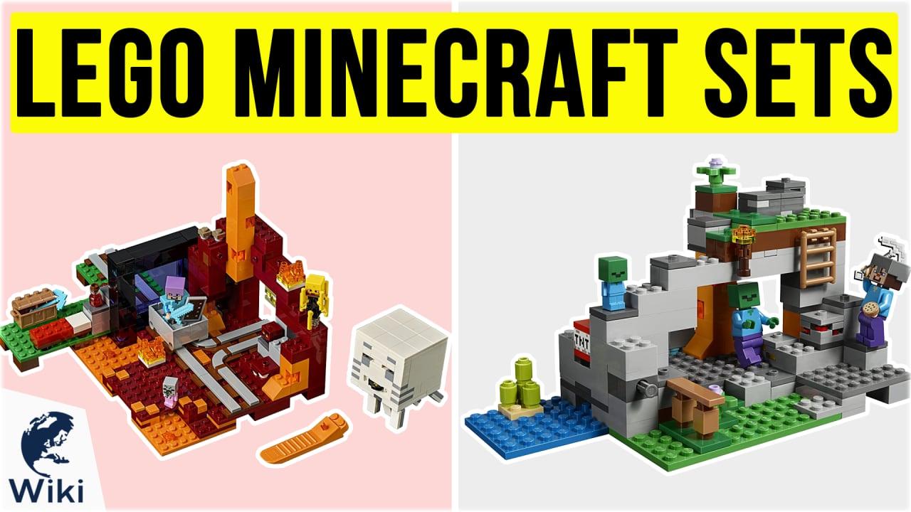 10 Best Lego Minecraft Sets