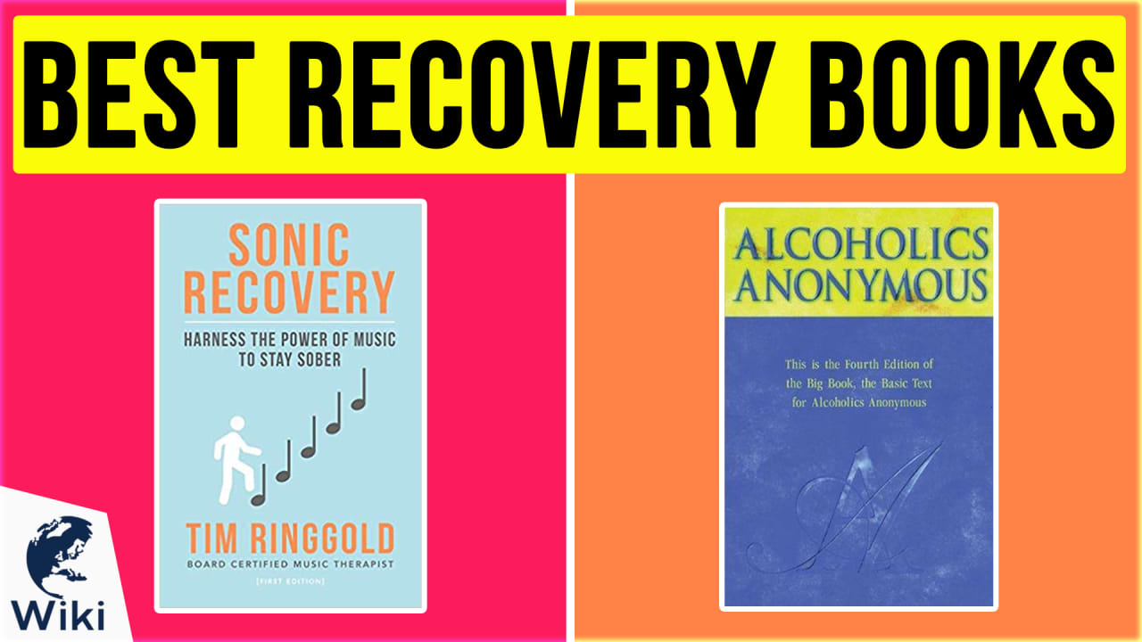 10 Best Recovery Books