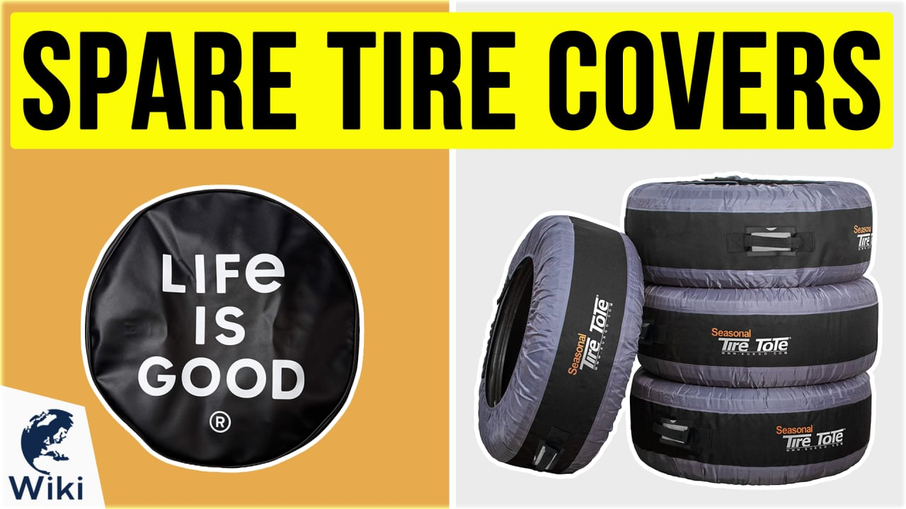 10 Best Spare Tire Covers
