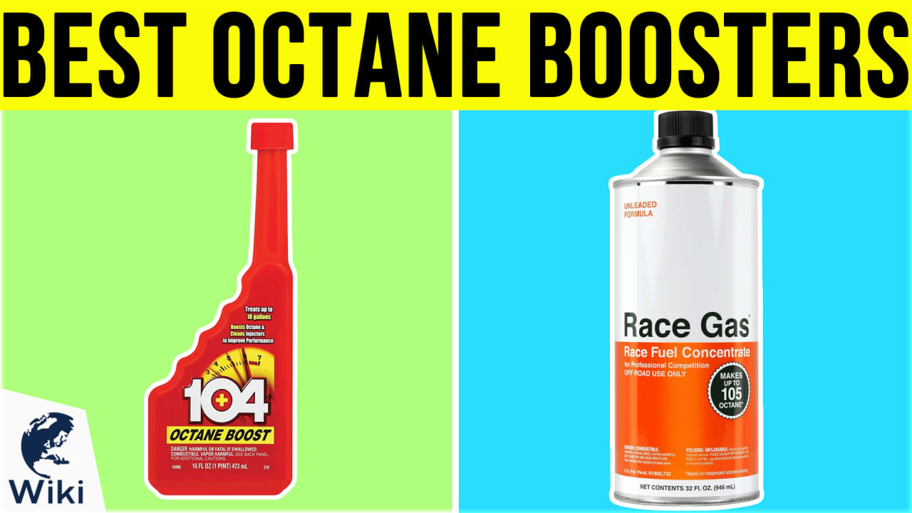 10 Best Octane Boosters