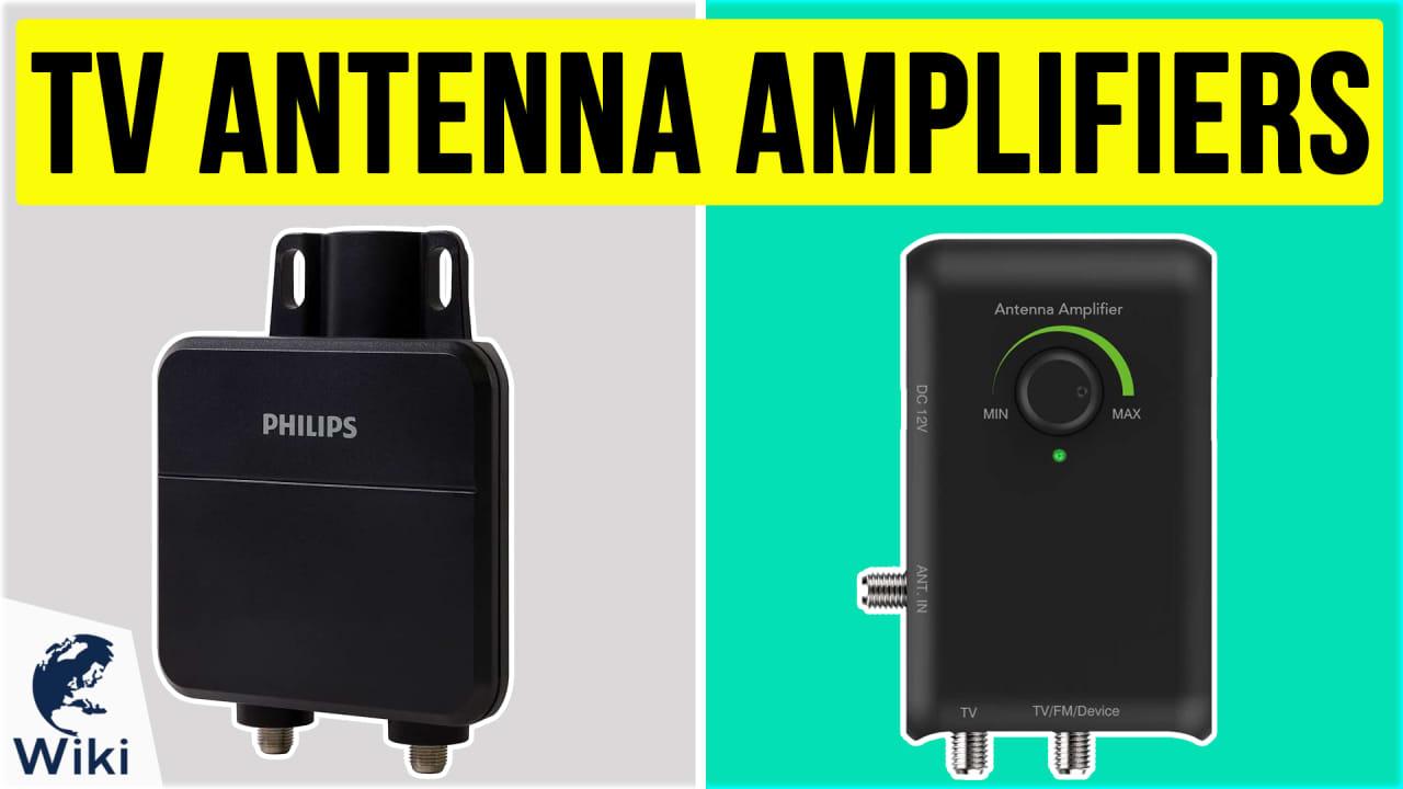 10 Best TV Antenna Amplifiers