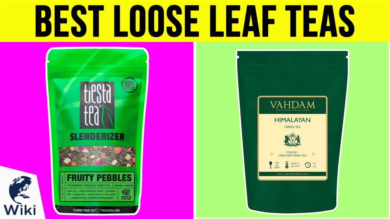 10 Best Loose Leaf Teas