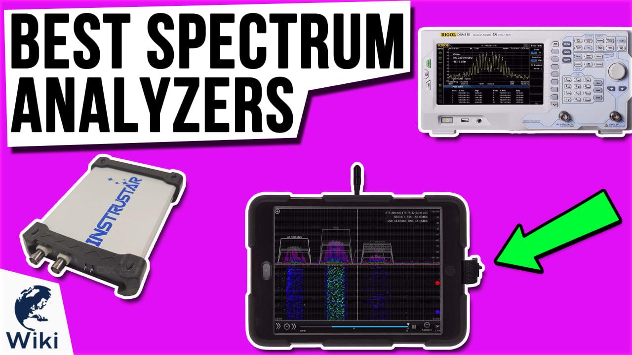 9 Best Spectrum Analyzers