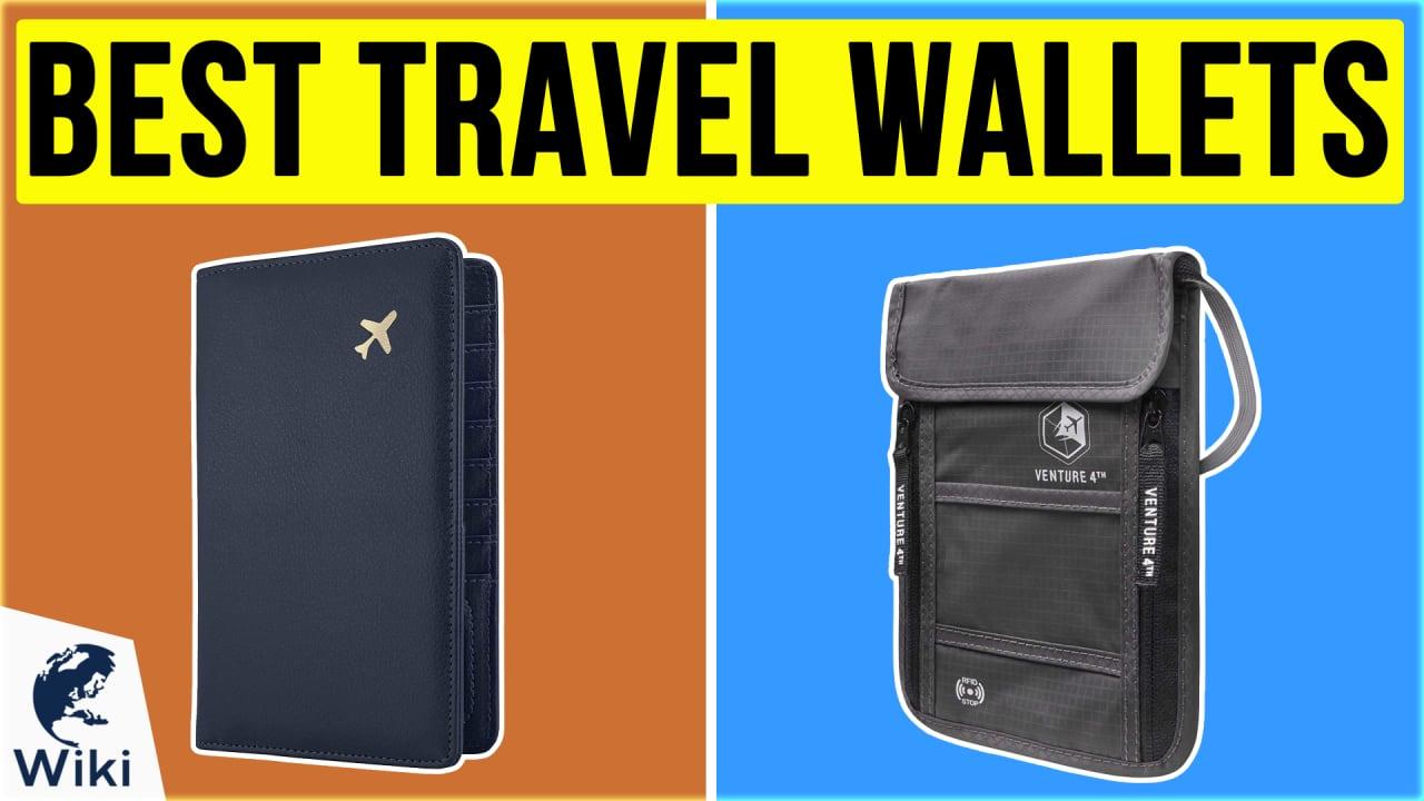 10 Best Travel Wallets