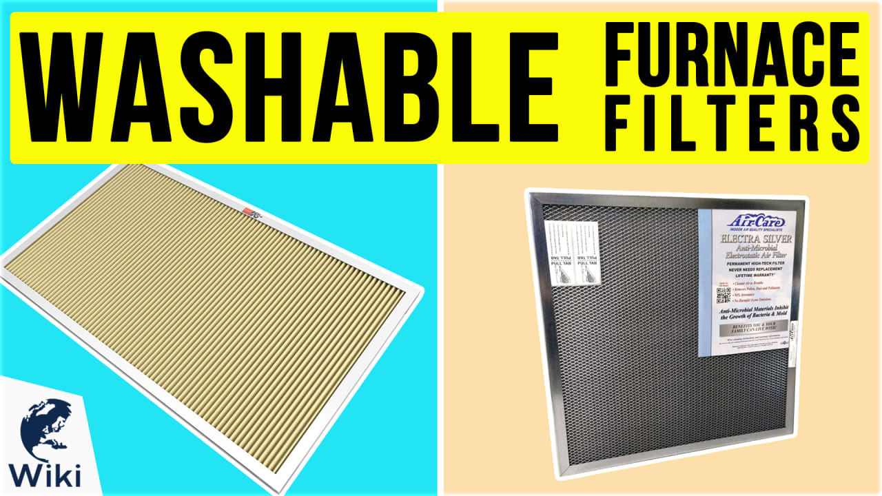 8 Best Washable Furnace Filters