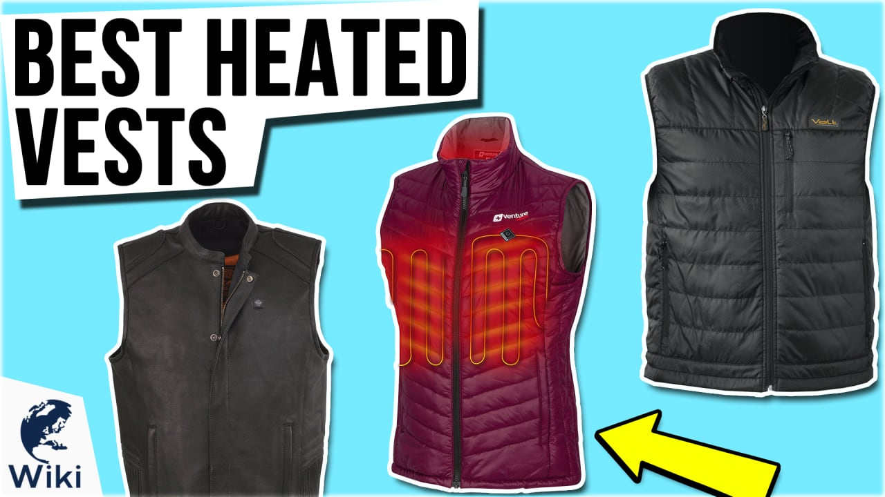 10 Best Heated Vests