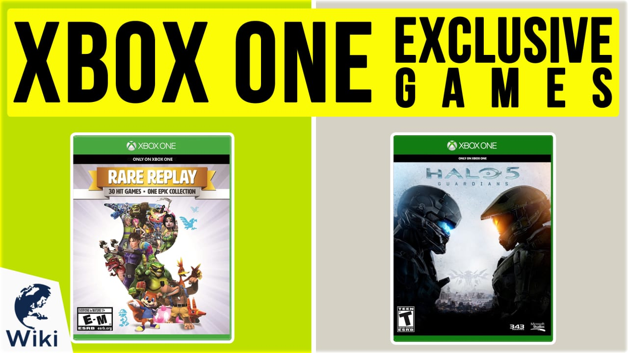 6 Best Xbox One Exclusive Games