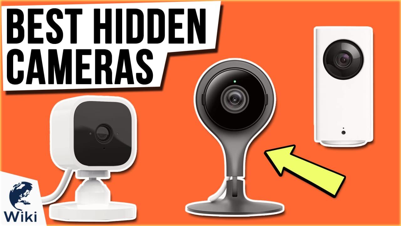 10 Best Hidden Cameras