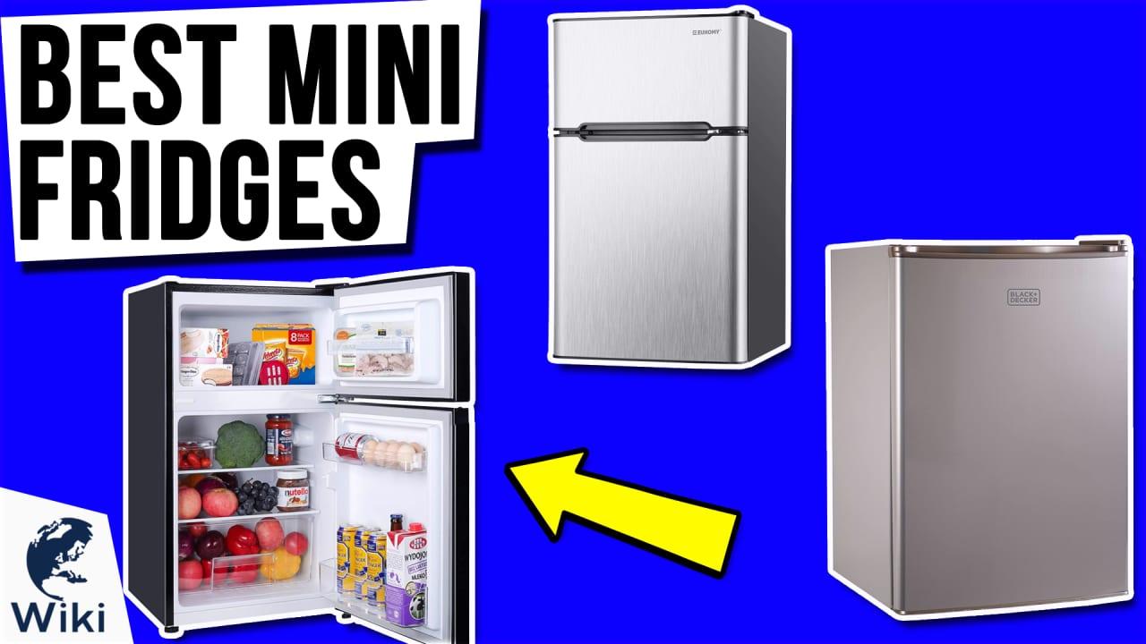 10 Best Mini Fridges