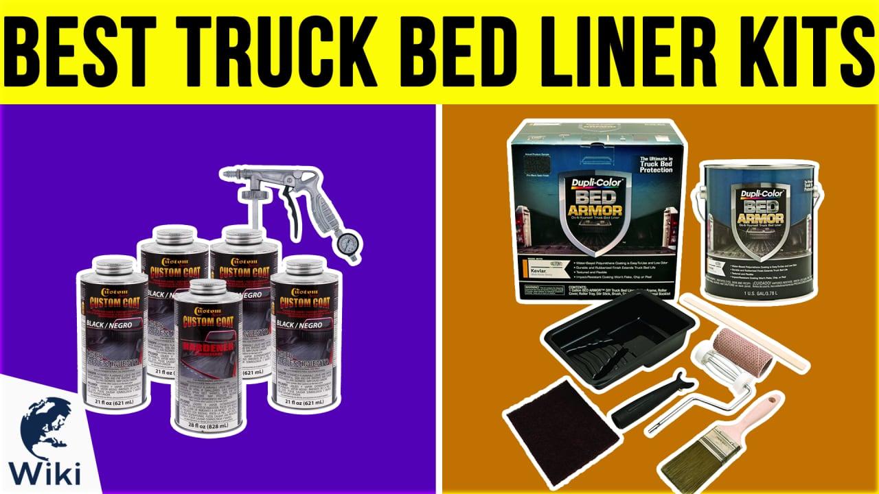 7 Best Truck Bed Liner Kits