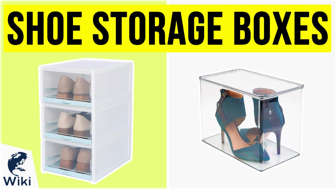 10 Best Shoe Storage Boxes